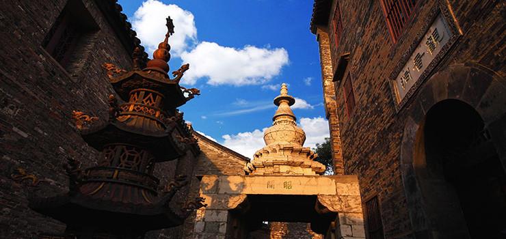 西津渡历史文化街