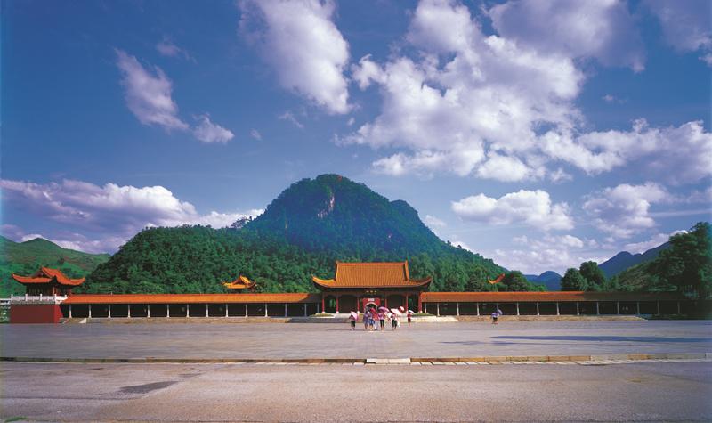 九嶷山国家森林公园