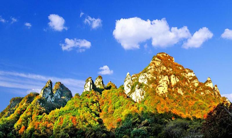 五岳寨风景区