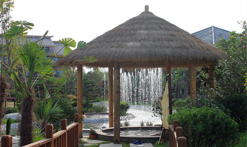 金雨香草温泉