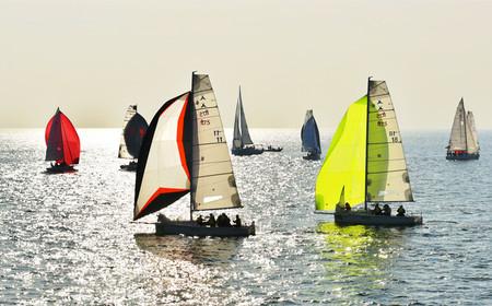 厦门帆船出海体验