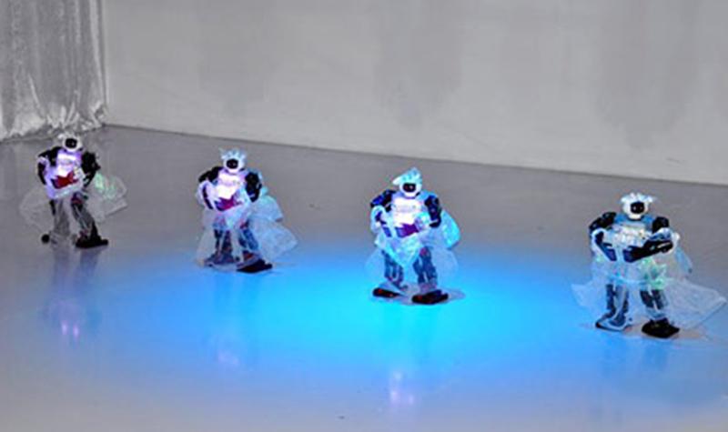 太敬机器人科技文化体验馆
