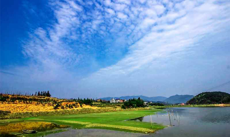 石田古驿生态旅游区