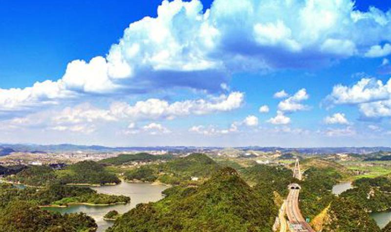 红枫湖景区