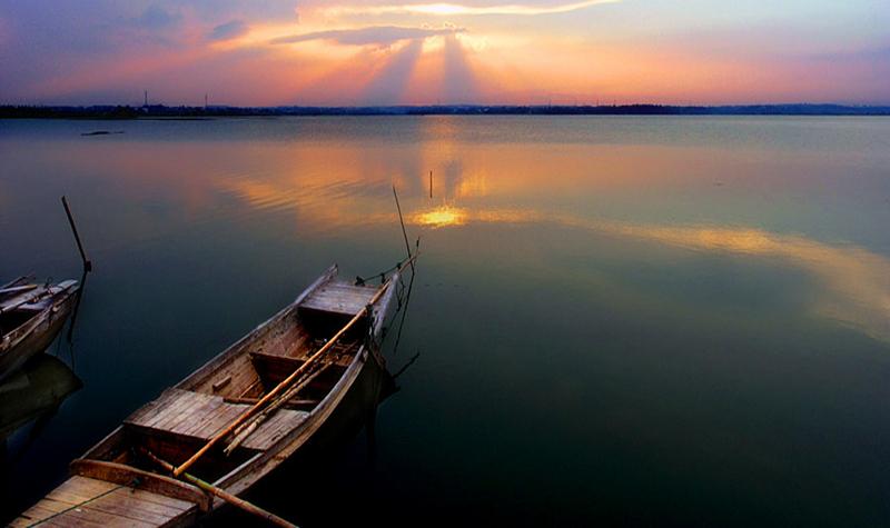 仙山湖风景区