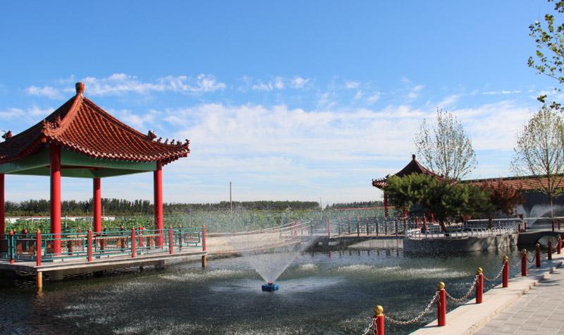 河北村民俗园