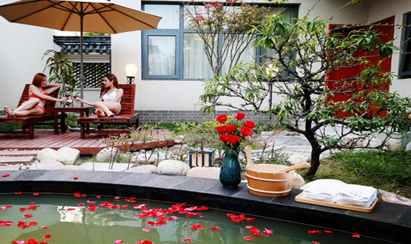 许昌云锦温泉酒店