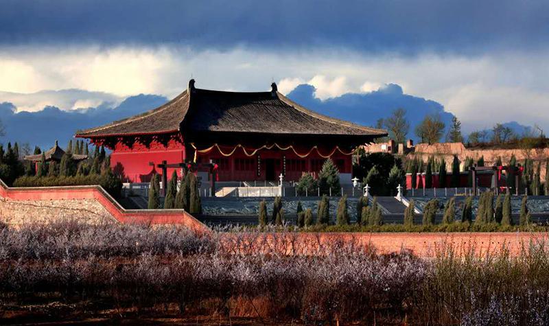 中国黄帝城文化旅游区