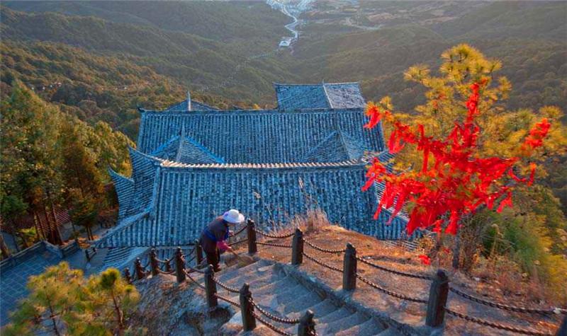 云峰山原始森林公园