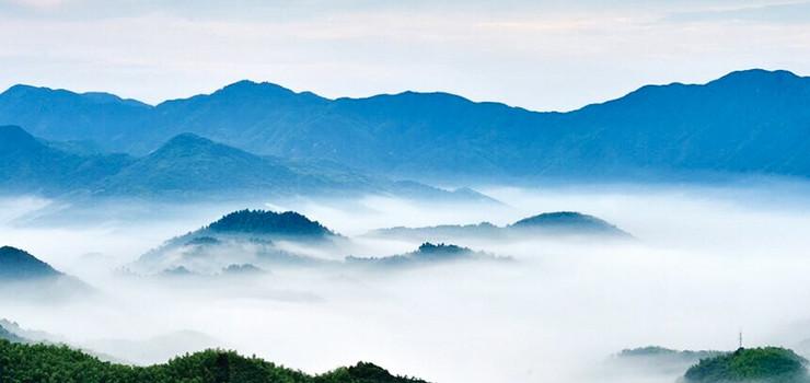 四明山森林公园