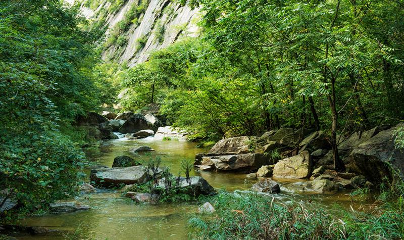 五道幢自然生态风景区