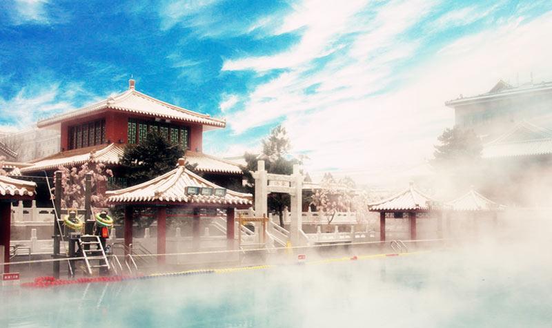 九华山庄温泉度假村