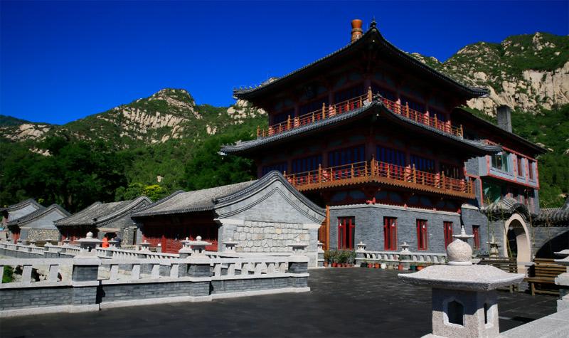 北京凤凰岭自然风景公园