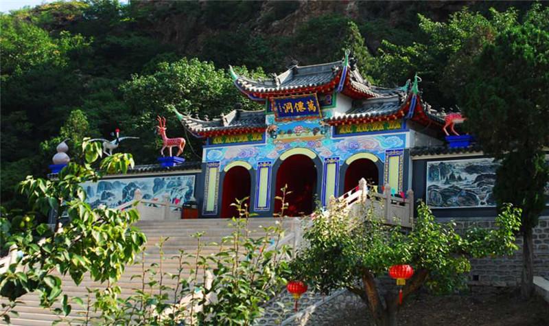 辽宁灵山风景名胜区
