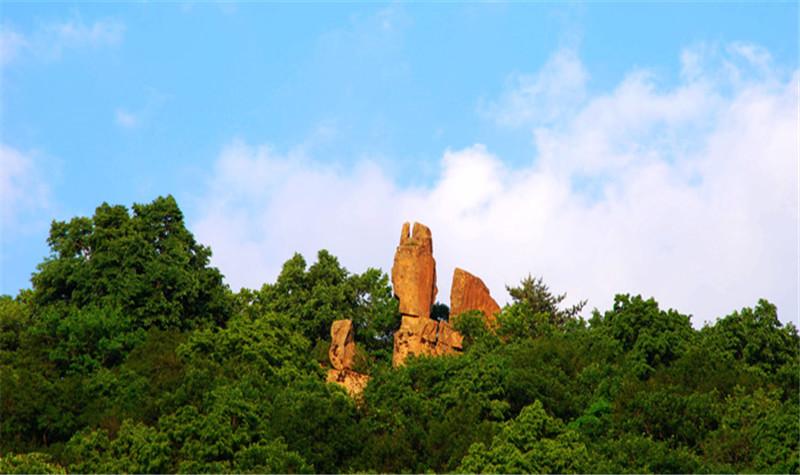 猴石国家森林公园