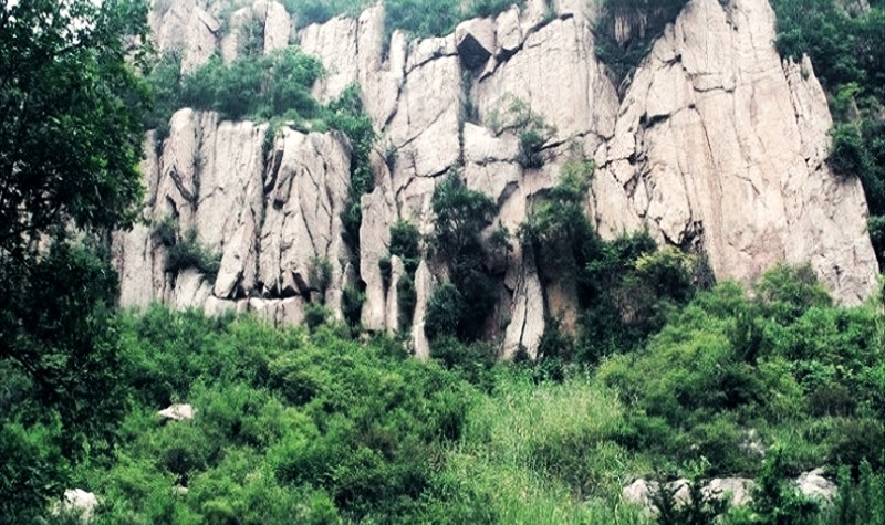 淄博沂源南鲁山风景区