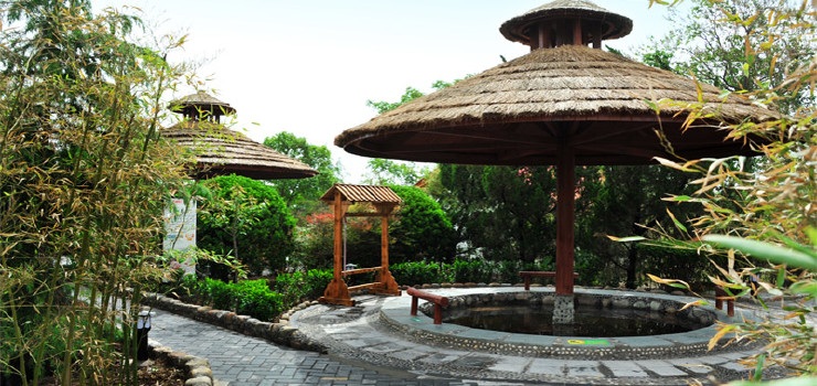 巴厘岛温泉