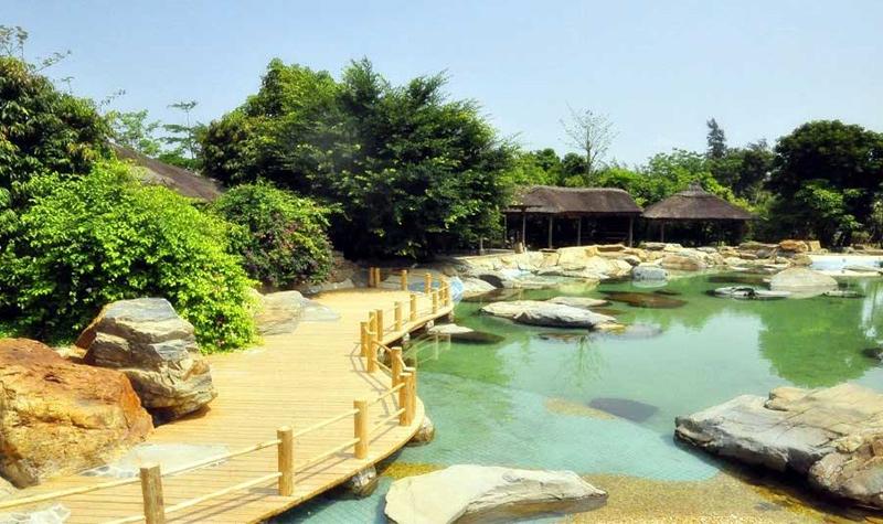湛江特呈渔岛(温泉)度假村