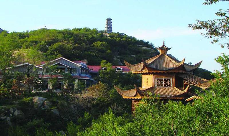 五莲县大青山风景区