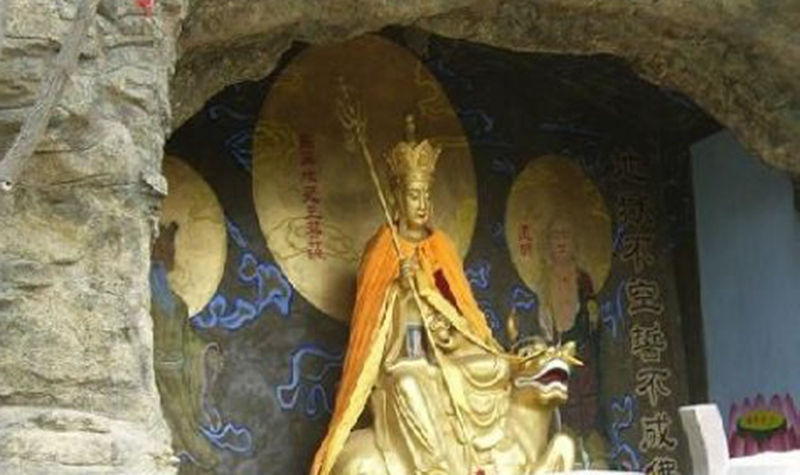 锦州万佛堂石窟
