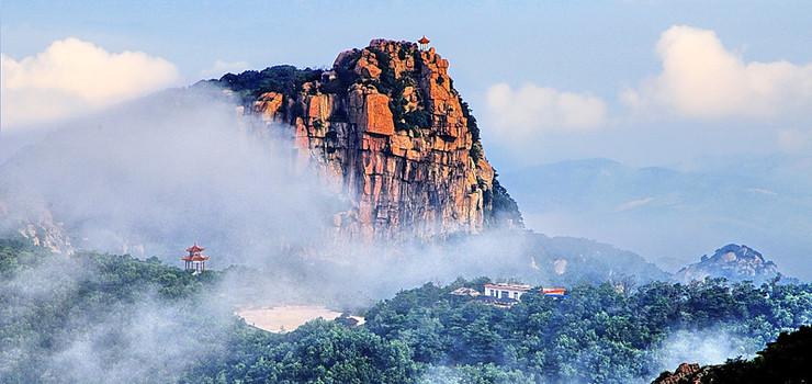 沂蒙山旅游区沂山景区