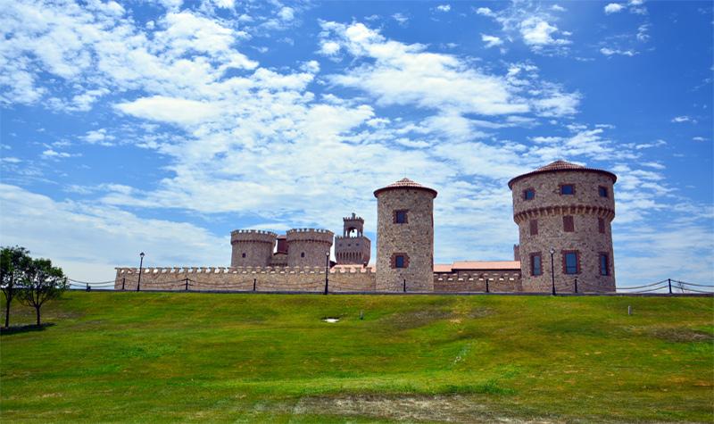陕西张裕瑞那城堡