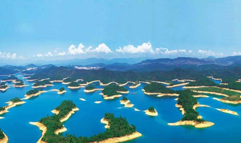 千岛湖桂花岛