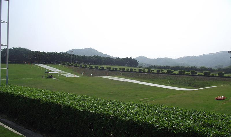 深圳光明滑草游乐园