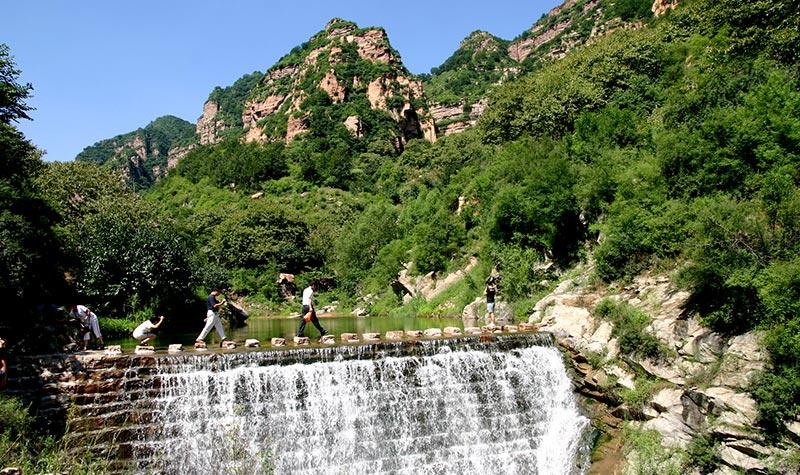 邢台九龙峡自然风光旅游区