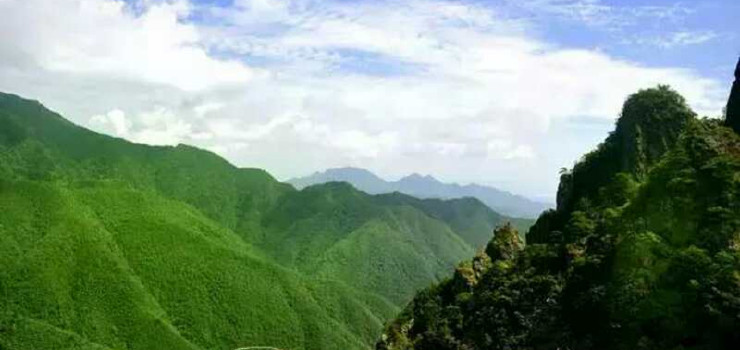 神雾山风景区