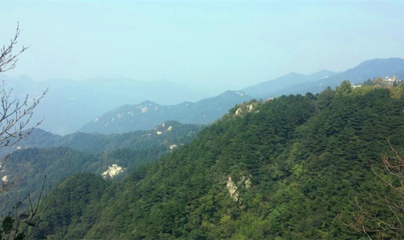 鸡公山风景区