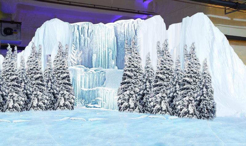 环球恐龙城迪诺水镇南极岛冰雪乐园