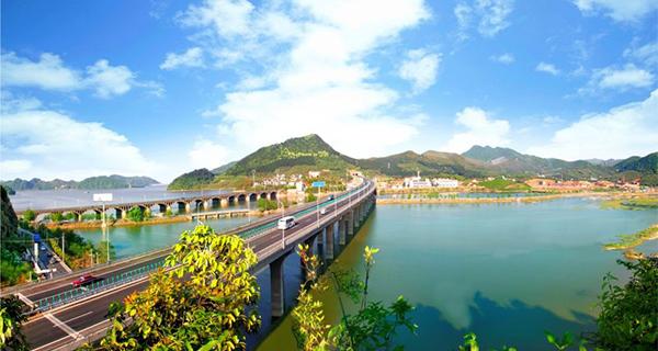 【同程快乐大巴】 临安大明山+白水涧+青山湖纯玩2>