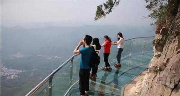 云台山是aaaaa级风景区