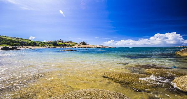 【海滨沙滩】 汕尾红海湾遮浪半岛南海观音2日游>宿龙泉酒店或天际