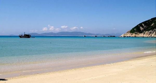 【亲海沙滩】 大长山岛+广鹿岛双卧5日游>玩转海岛
