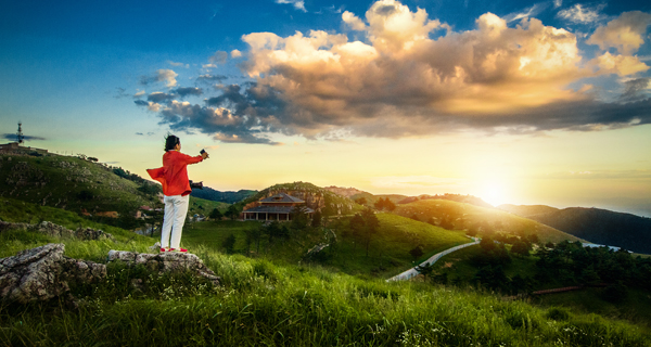 【纯爱之旅】 宜昌-山楂树之恋-百里荒高山草原风景区
