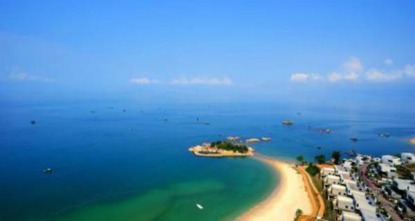 【海边美食游】 惠州惠东三角洲岛 激光巽秀 双月湾 海龟岛2天游> 食