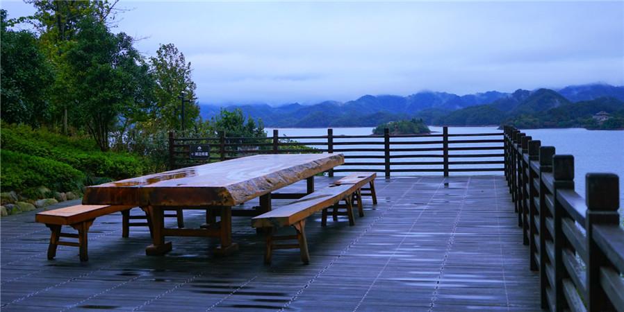【度假酒店】杭州千岛湖鼎和度假公寓酒店一晚住宿