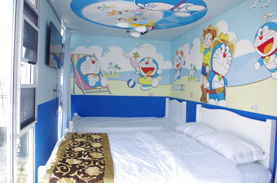 梦幻海景房 主要以欧式风格为主