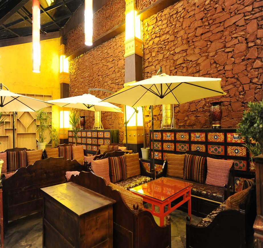 藏式餐饮装修图片