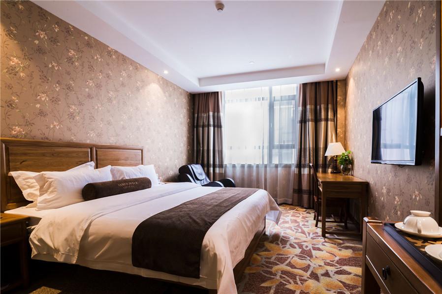 游上海长风海洋世界,住喆啡酒店(上海虹桥机场国展店),自选上海动物园