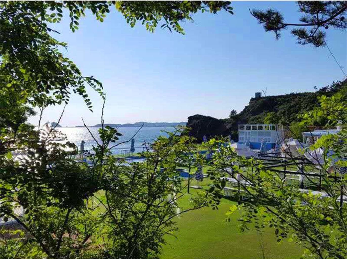 住大连海山岛度假酒店1晚,远离城市喧嚣,纵享海岛风光