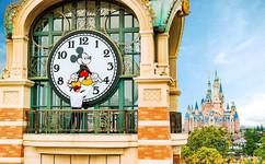 游上海迪士尼乐园住上海富颐国际大酒店酒店含精美早餐酒店含往返迪士尼接驳车