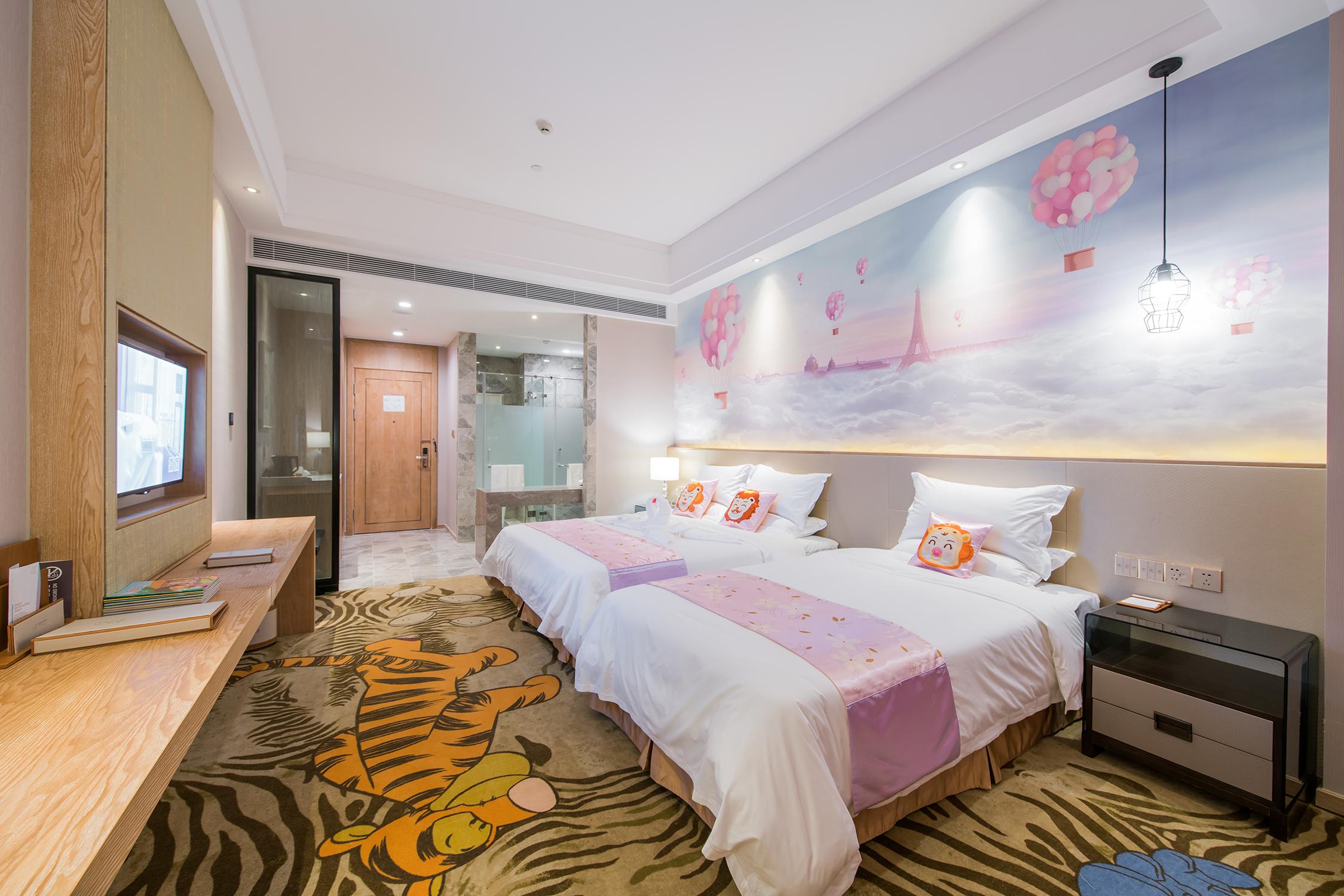 住周边上海柏思特酒店,游上海野生动物园