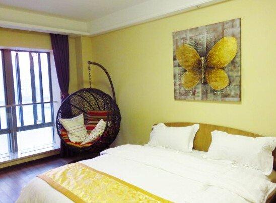 重庆滨利江景酒店式公寓