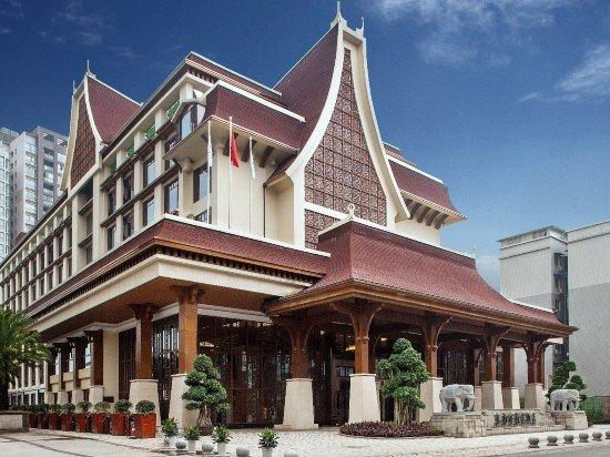 重庆东衡格澜维酒店(江北机场店)