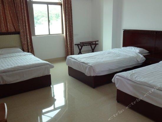 阳江海陵岛闸坡帐篷主题旅馆