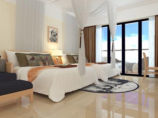 阳江海陵岛保利十里银滩维思瑞海滩度假酒店式公寓