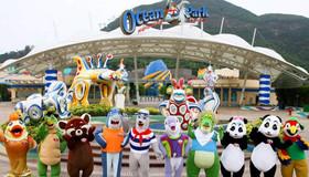 香港迪士尼乐园加香港海洋公园超值套票